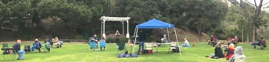 9:30AM Service- Heritage County Park